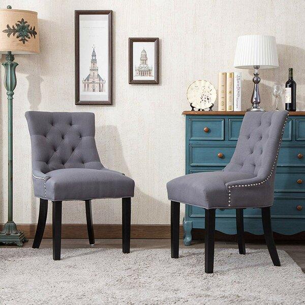 Berngerus Upholstered Parsons Chair (Set of 2) by Winston Porter Winston Porter