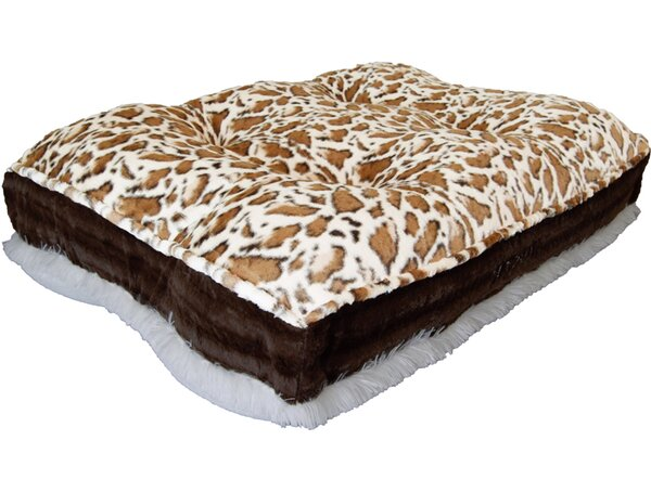 Sicilian Rectangle Bed Pad by Bessie and Barnie