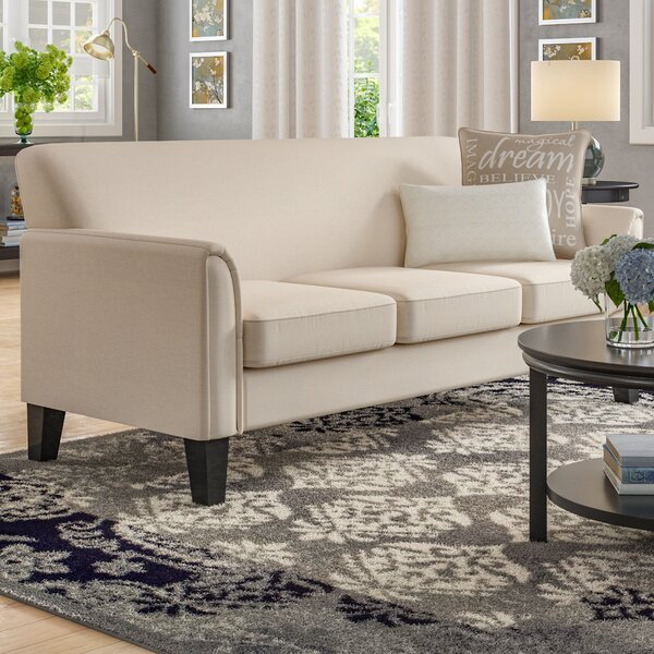 Minisink Sofa by Three Posts