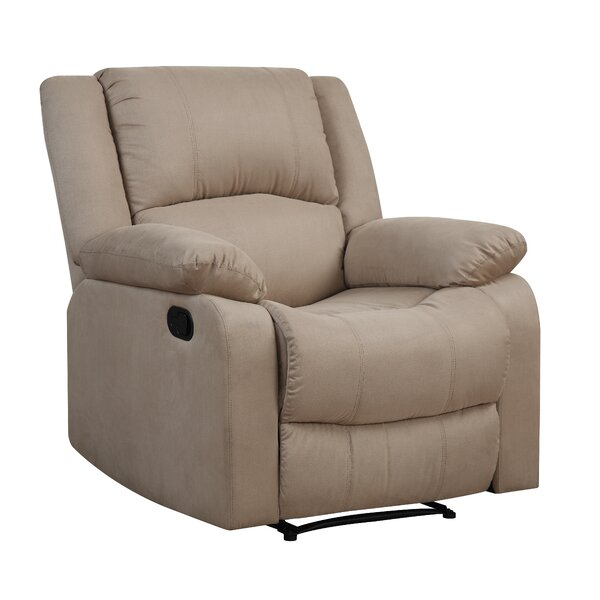 Kai Manual 2-Position Recliner By Andover Mills