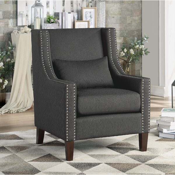 Almaden Armchair by Charlton Home