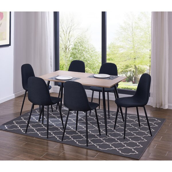 Kindle 7 Piece Dining Set by Brayden Studio Brayden Studio