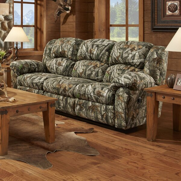 Wilfong Reclining Sofa by Millwood Pines