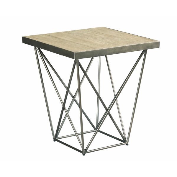 Dannette End Table by Wrought Studio Wrought Studio