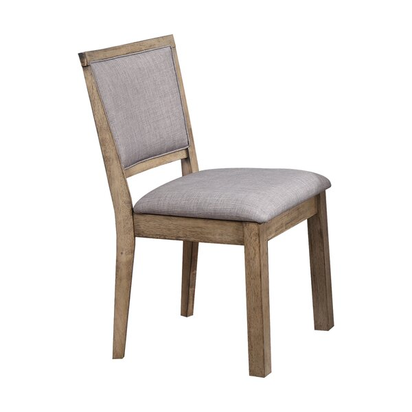 Huang Upholstered Dining Chair (Set Of 2) By Union Rustic