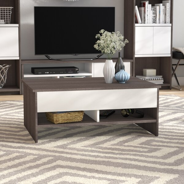 Frederick Lift Top Coffee Table by Latitude Run