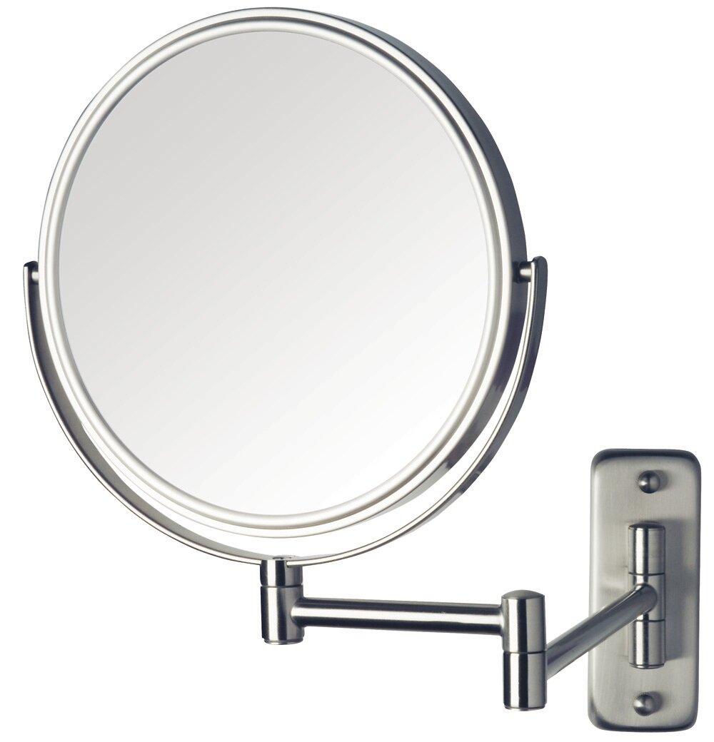 Makeup Shaving Mirrors Up To 80 Off Through 12 04 Wayfair