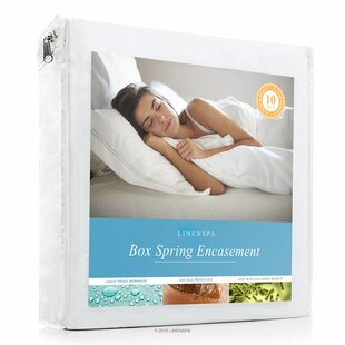 Shop Waterproof Box Spring Cover By Linenspa