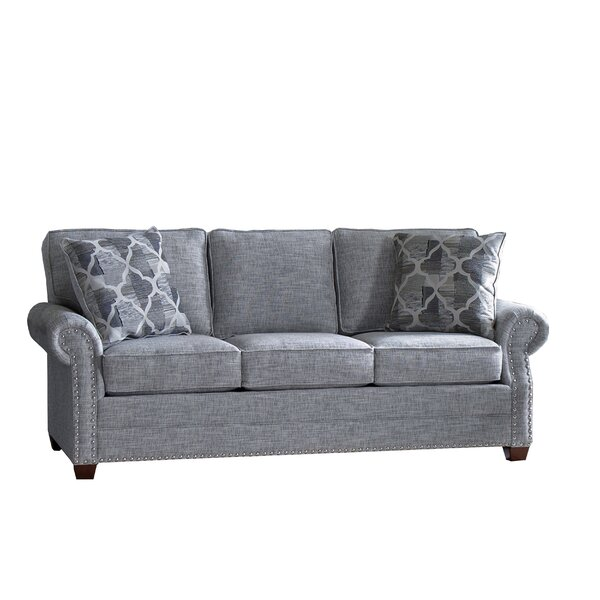 Premium Quality Peebles Sofa Bed by Canora Grey by Canora Grey