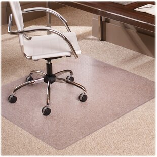 AnchorBar Low Pile Carpet Beveled Edge Chair Mat by ES Robbins Corporation