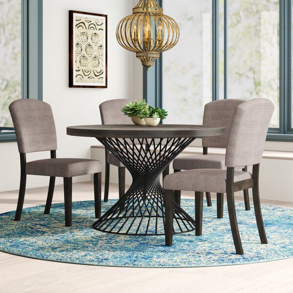 Jason 5 Piece Dining Set by Mistana