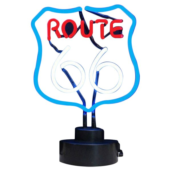 Business Signs Route 66 Neon Sign by Neonetics