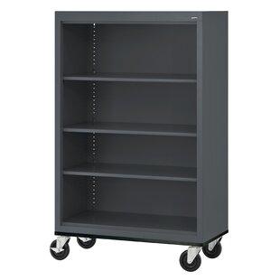 Mobile Standard Bookcase Sandusky Cabinets