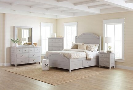Ginns Configurable Bedroom Set by August Grove