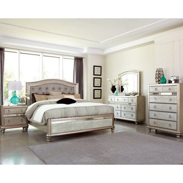 Annunziata Panel Configurable Bedroom Set by Willa Arlo Interiors