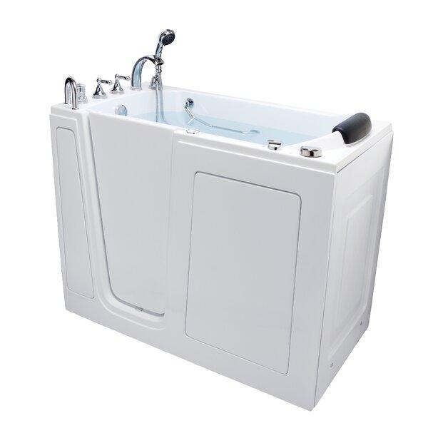 60 x 30 Walk-in Soaking Bathtub by Energy Tubs