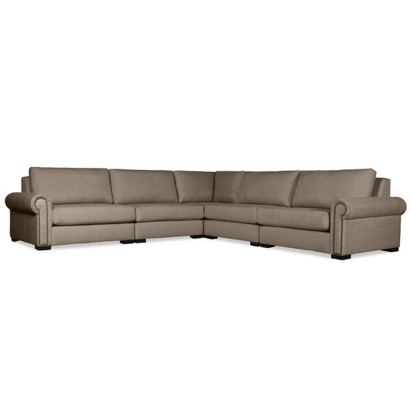 Willia Modular Sectional By Three Posts Great Reviews