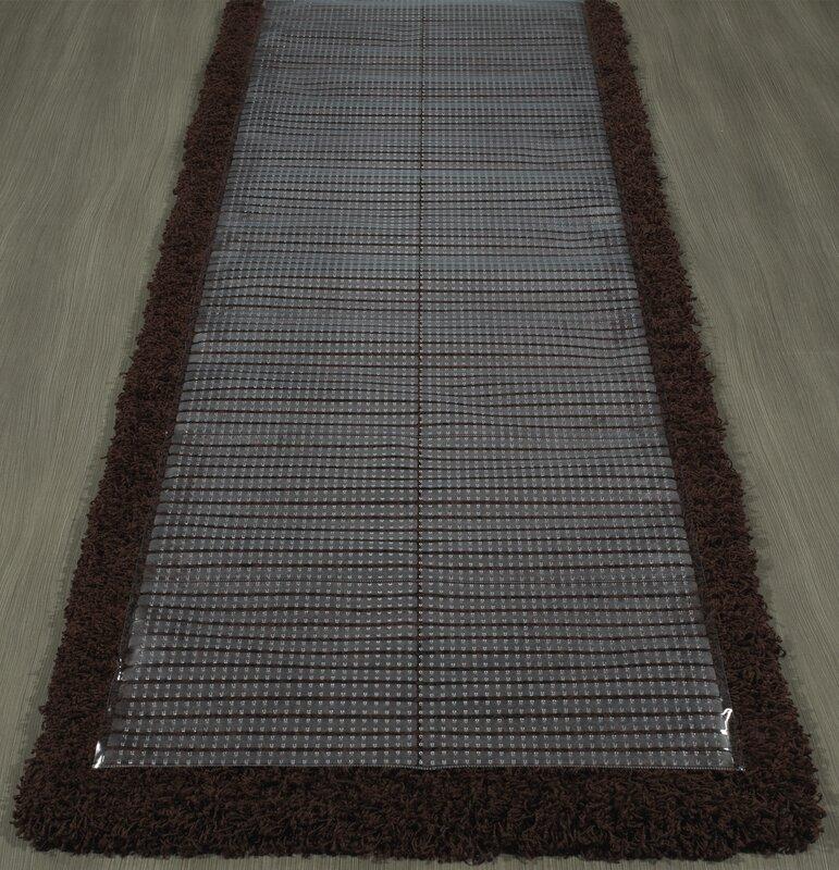 Rug Vinyl Runner: Sweet Home Stores Vinyl Carpet Protector Runner Doormat