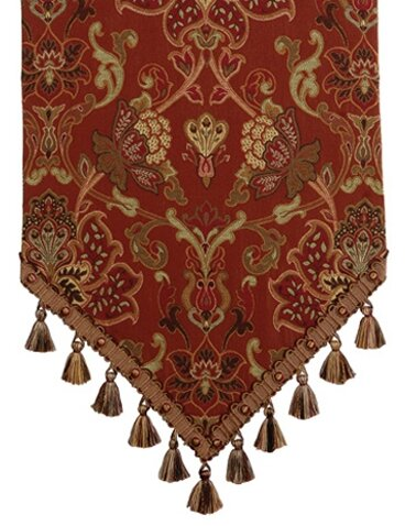 Toulon Table Runner by Eastern Accents