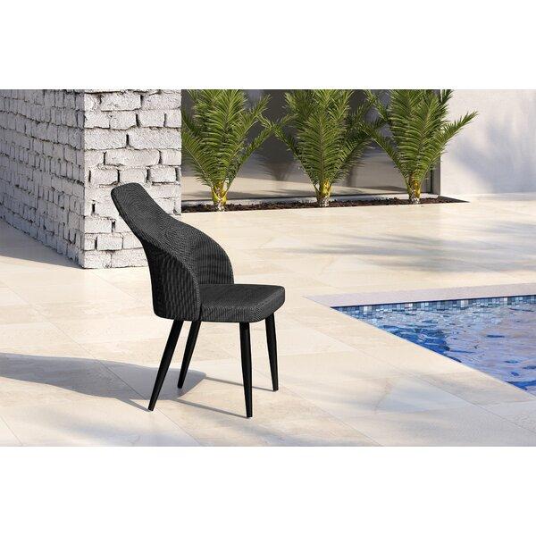 Bonneauville Patio Dining Chair by Brayden Studio