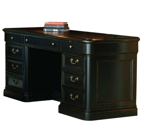 Sandhurst Credenza Desk by Charlton Home