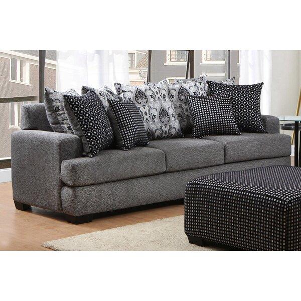 Perfect Quality Calgary Sofa by Latitude Run by Latitude Run