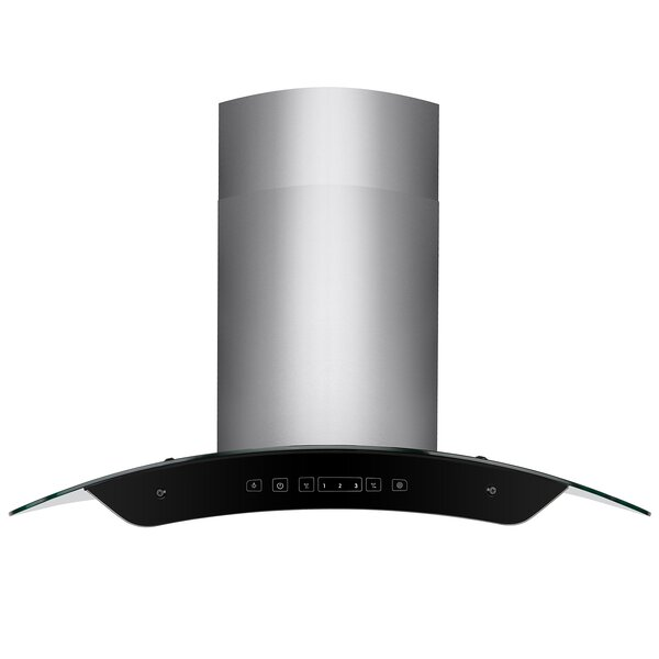 35 400 CFM Convertible Wall Mount Range Hood by AKDY