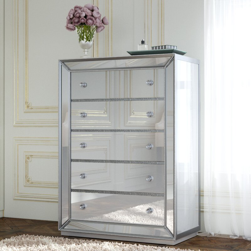 Acuna  Drawer Bedroom Chest