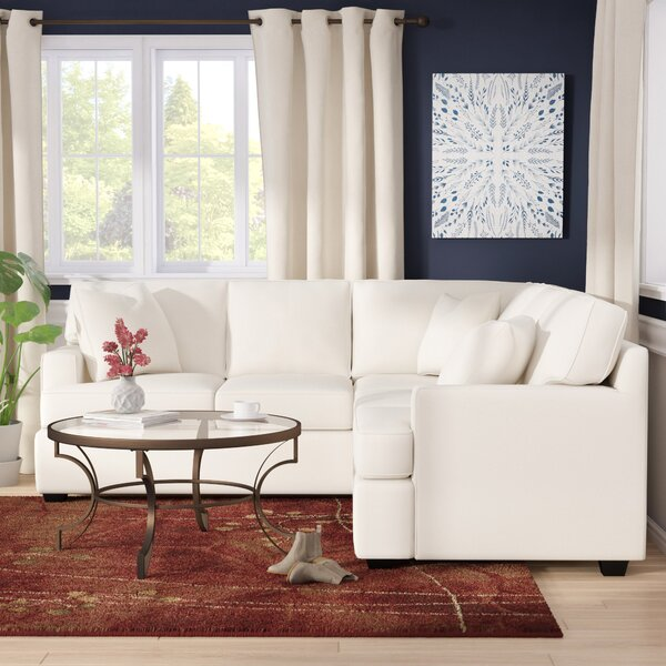 Russell Farm Sectional by Laurel Foundry Modern Farmhouse
