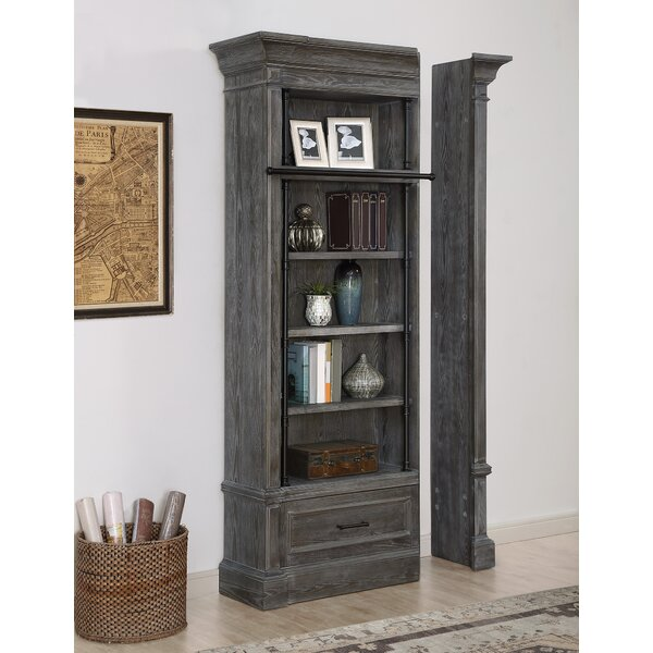 Elane Library Bookcase By Gracie Oaks