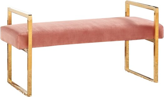 Blaire Upholstered Bench by Brayden Studio