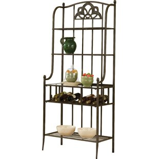 Ouarzazate Metal Baker's Rack by World Menagerie