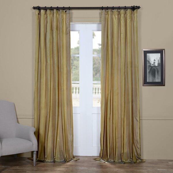 Autberry Riviera Single Curtain Panel by Astoria Grand