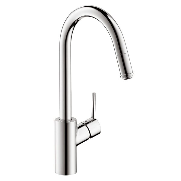Talis S Pull Out Single Handle Kitchen Faucet by Hansgrohe