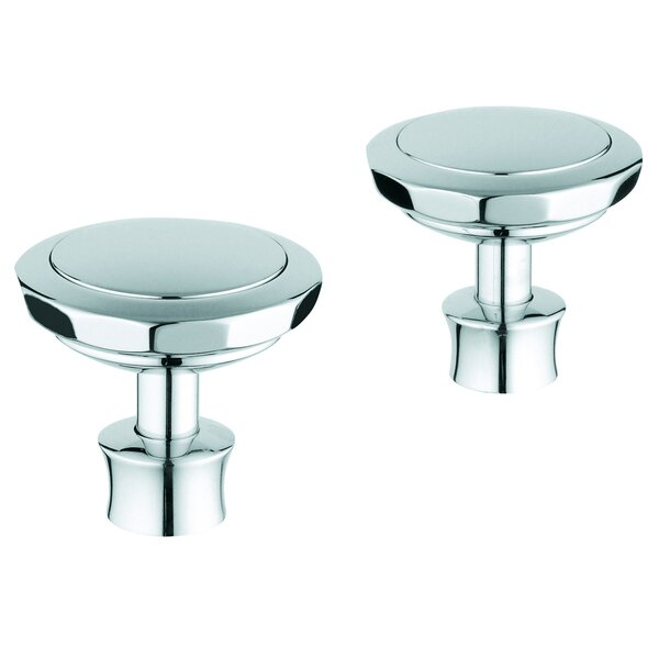 Kensington Round Handles (Set of 2) by Grohe