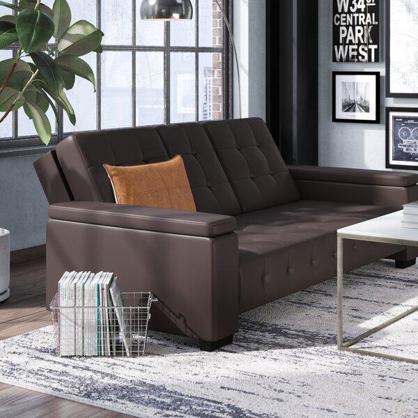 Meadors Adjustable Sofa by Latitude Run