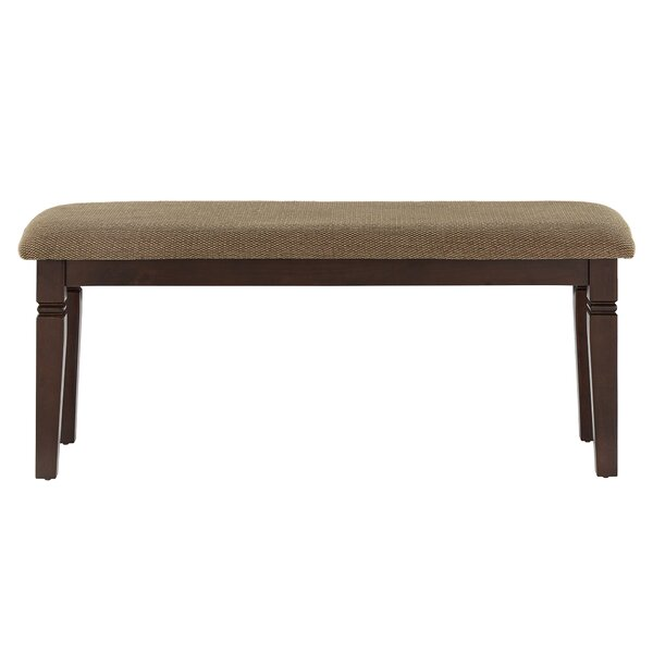 Danielsville Upholstered Bench by Charlton Home