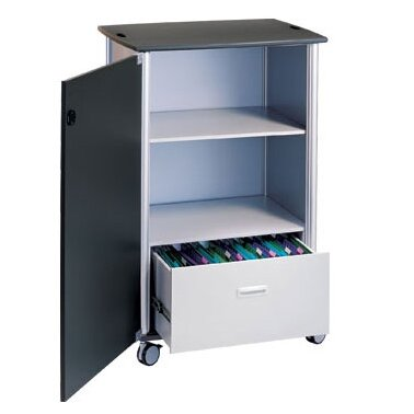 Wheelies® 1 Drawer Storage Cabinet by Peter Pepper