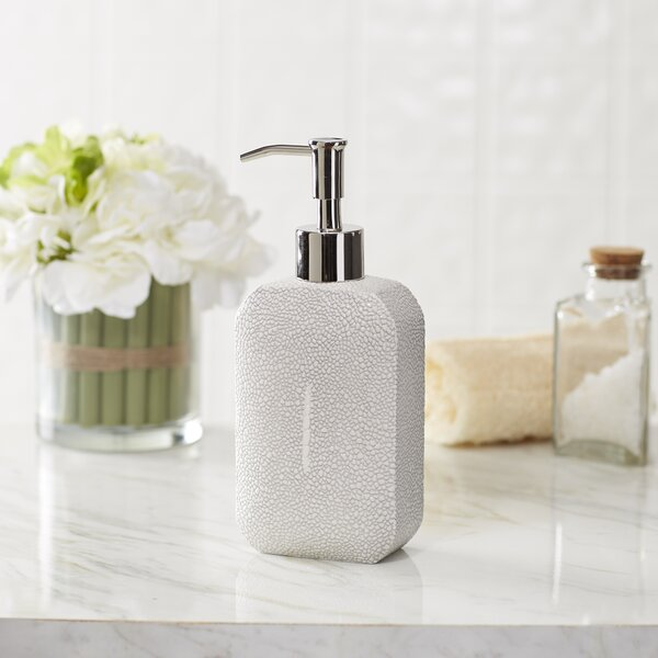 Hewitt Porcelain Lotion Dispenser by Birch Lane™