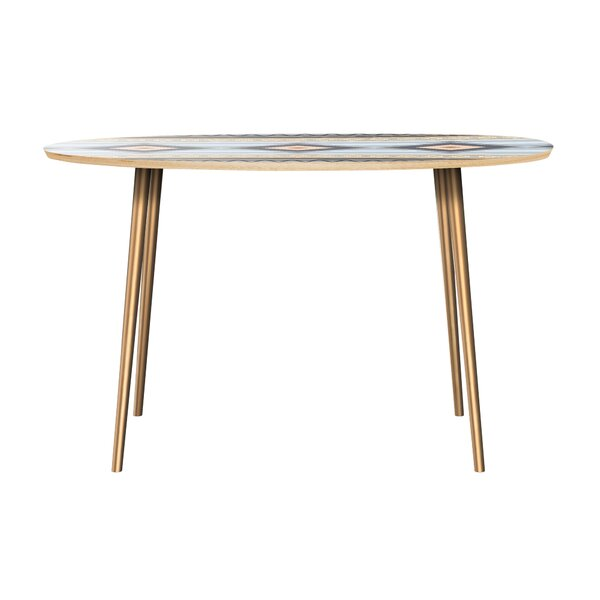Miceli Dining Table by Wrought Studio