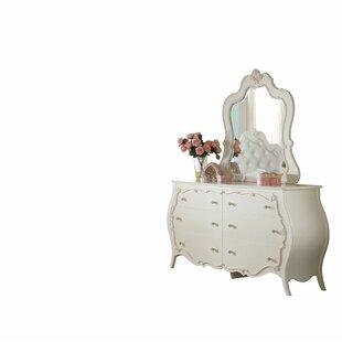 Online Reviews ConCo 6 Drawer Dresser ByHarriet Bee