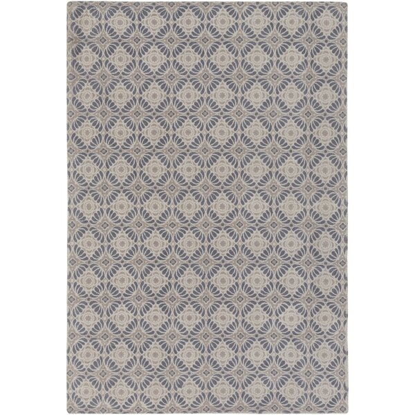 Doe Hand-Loomed Area Rug by Bungalow Rose