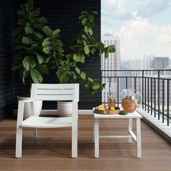 Avisa 2 Piece Bistro Set by CosmoLiving by Cosmopolitan