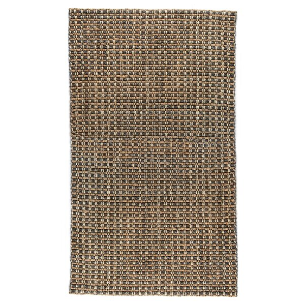 Intoppo Jute/Gray Area Rug by Kosas Home