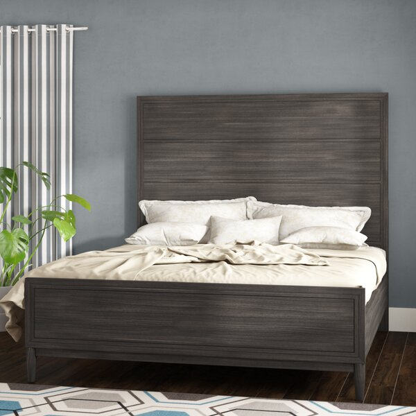 Izaiah Standard Bed by Wrought Studio