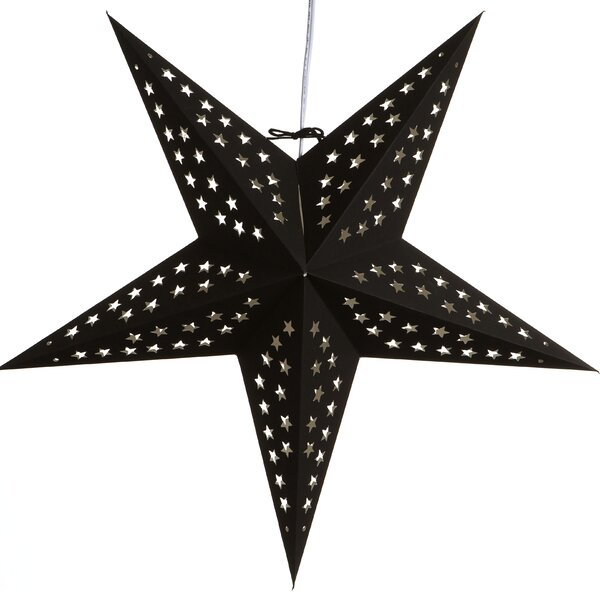Noir Paper Star Light by Hometown Evolution, Inc.