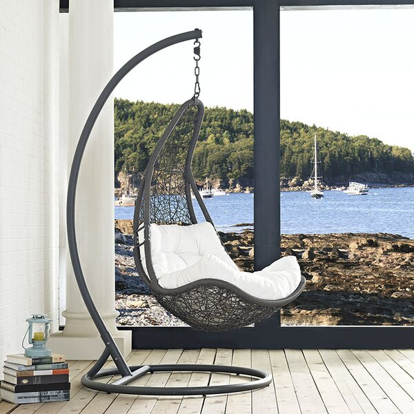 Abate Swing Chair with Stand by Modway