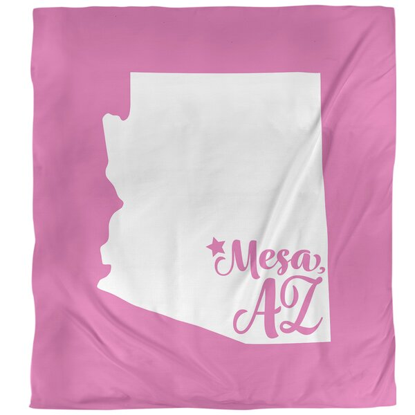 Mesa Arizona Duvet Cover