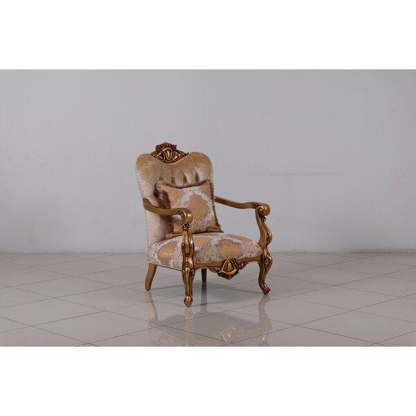 Pinecrest Armchair by Astoria Grand