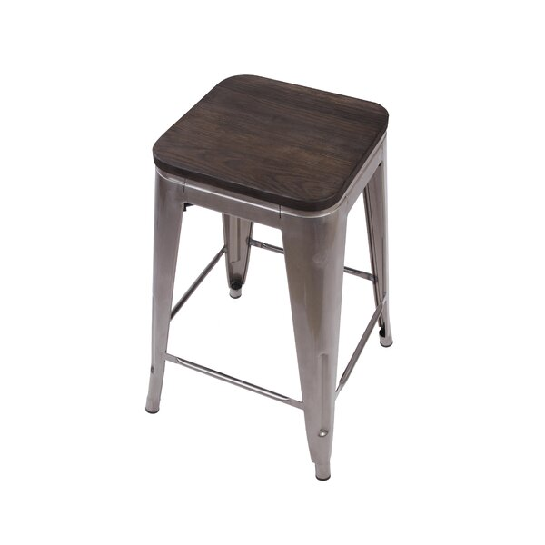 Calanthe 24 Bar Stool by Williston Forge